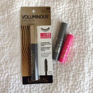NWT mascara bundle